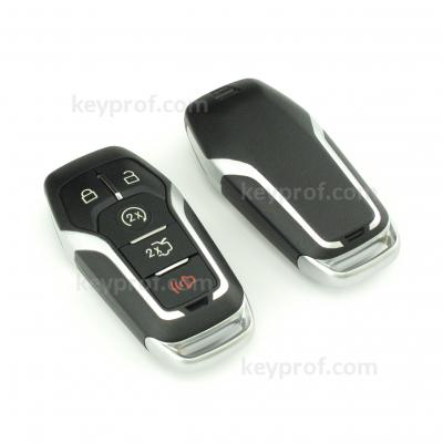 Ford 5-button smartkey shell