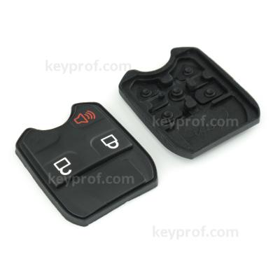 Ford 3-button carkey panel