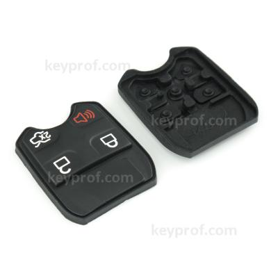 Ford 4-button carkey panel