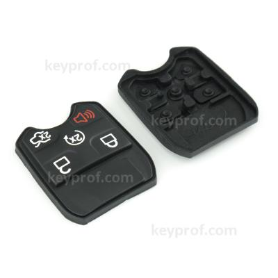 Ford 5-button carkey panel