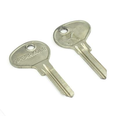 Original classic car key kpa116