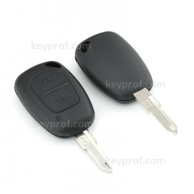 Vauxhall 2-button key
