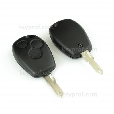 Vauxhall 3-button key