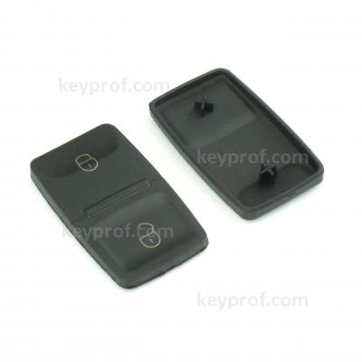 Skoda 2-button carkey panel