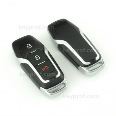 Ford 3-button smartkey shell