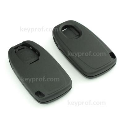 Audi key fob with spare key