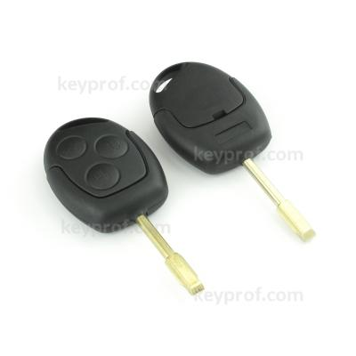 Ford 3-button key