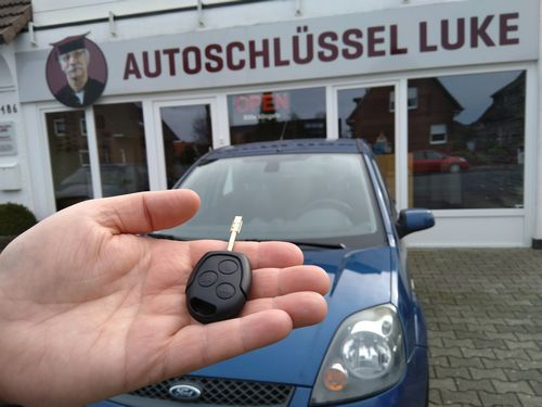Repacement Car Key